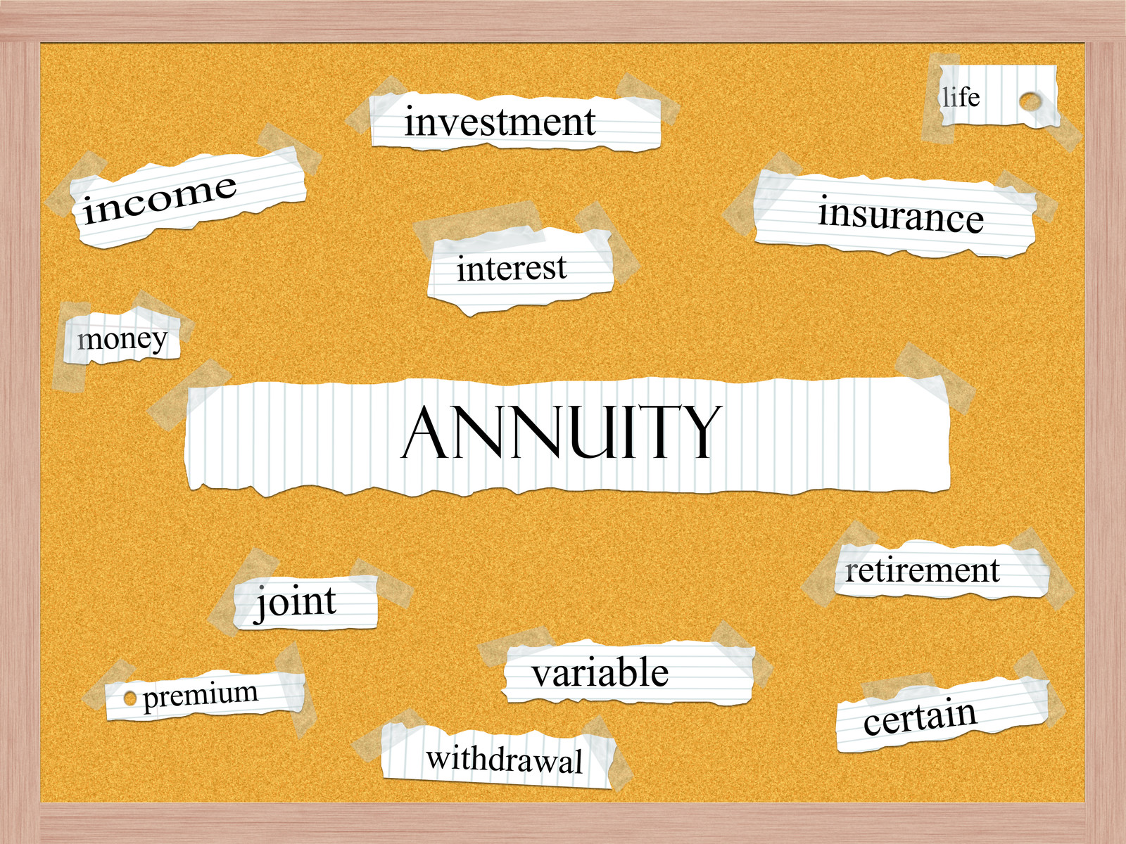 Secondary Annuities - Higher Return Without More Risk