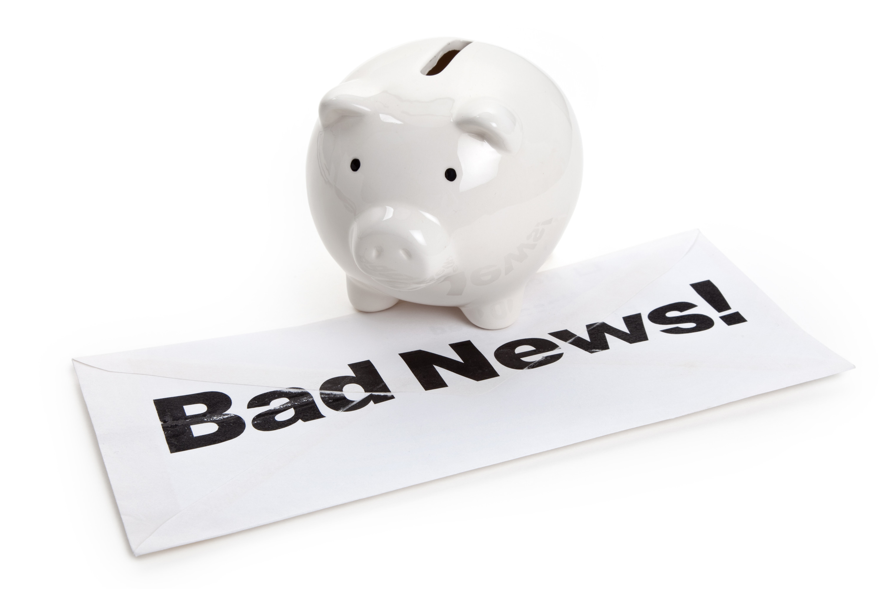 bad news about retirement savings
