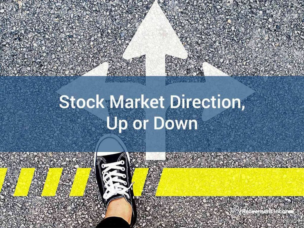 Stock Market Direction, Up or Down